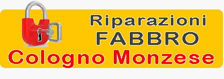 Riparazioni Fabbro Cologno Monzese
